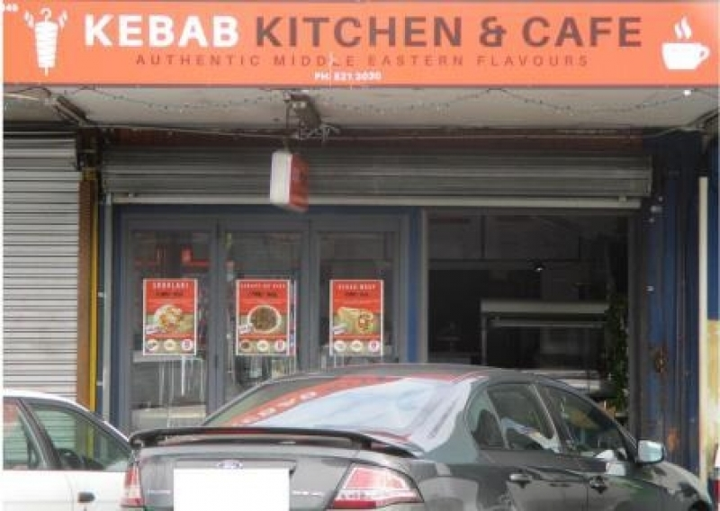 Kebab Kitchen & Cafe