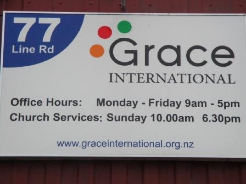 Grace Chinese Mission Church