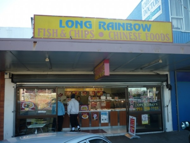 Long Rainbow Takeaway