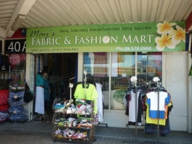 May's Fabric & Fashion Mart